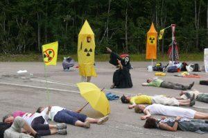 Abolition des Armes Nucléaires Maison de vigilance